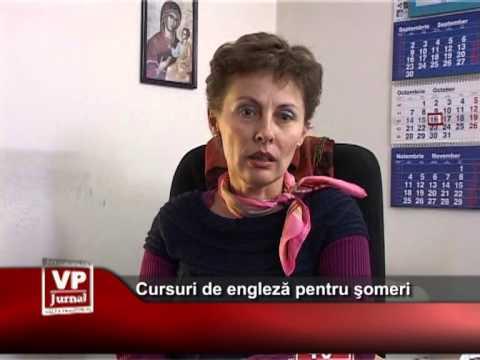 Cursuri de limba engleză pentru şomeri