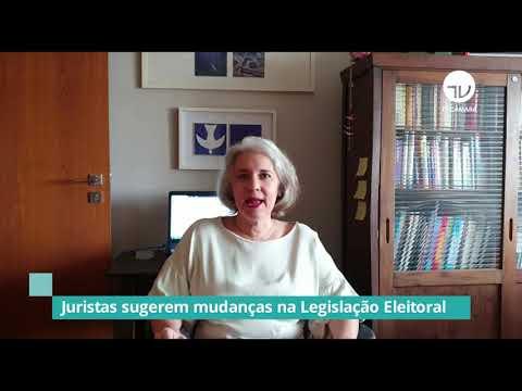 Juristas sugerem mudanças na Legislação Eleitoral - 16/03/21