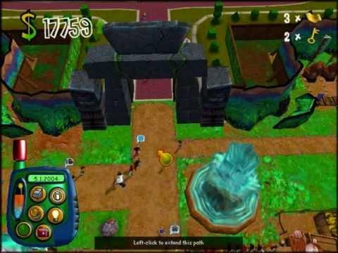 sim theme park pc download