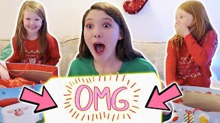 OUR CHRISTMAS DAY PART 2 - MAIN PRESENT SURPRISE REVEAL!