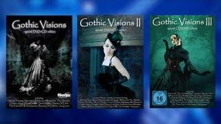 Gothic Visions Trailer Volume 1-3