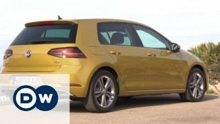 VOLKSWAGEN AG VZO O.N. - Facelift für den VW Golf   Motor mobil