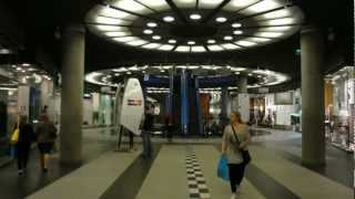 preview picture of video 'Getting through - Poznan Stary Browar'