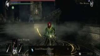 Demon's Souls Dropping/Duping Glitch