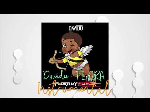 Davido - Flora My Flawa (Official Instrumental)