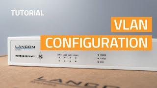 YouTube-Video VLAN configuration