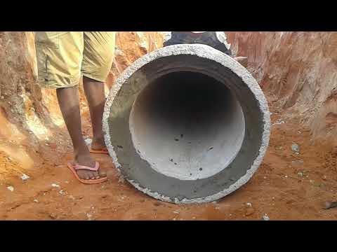 RCC Hume Pipes - Manufacturers & Suppliers in India