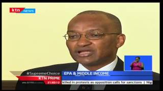 KTN Prime: EPA and Middle Income Economy to bring tax exempts, 22/09/16