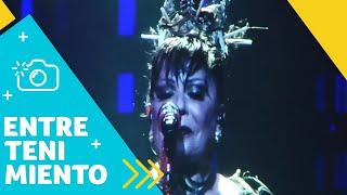 Descargar MP3 Alejandra Guzmán llora en el escenario por Frida Sofía | Un Nuevo Día | Telemundo