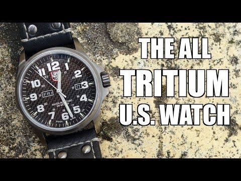 The US Armed Forces Watch! Luminox Atacama Field Day-Date 1921 Review - Perth WAtch #178