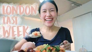 MayyR VLOG in UK #5 London Last Week! เที่ยว ช็อป กิน ก่อนบินกลับไทย Part 1/2