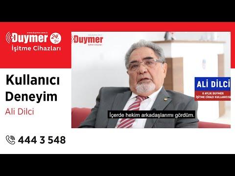 Duymer Hikayeleri - Ali Dilci / Duymer İşitme Cihazları