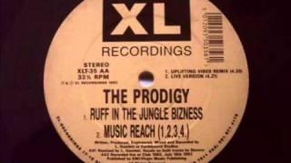 The Prodigy - Ruff in the Jungle Bizness (Uplifting Vibes Remix)
