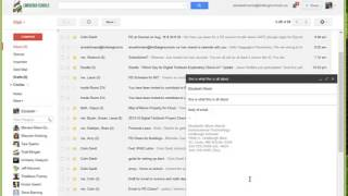 Gmail: Attach Files to Email