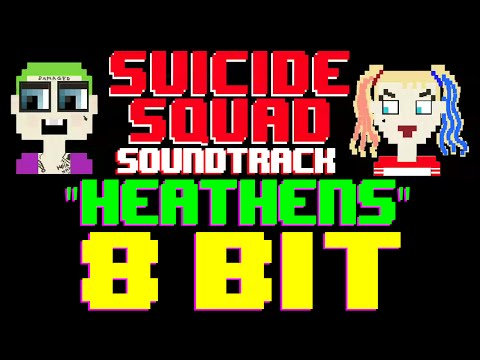 Heathens (from Suicide Squad) [8 Bit Cover Tribute to Twenty One Pilots]