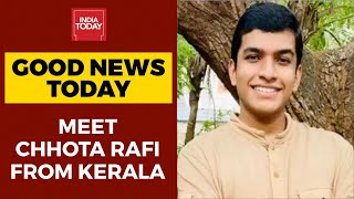 Meet Kerala's Chota Rafi: Voice Of Kishan Is Very Similar To
