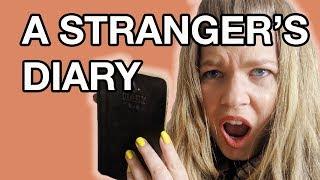I Bought A Stranger's Diary From ebay
