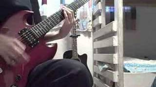 Kutless - Vow - Guitar Cover