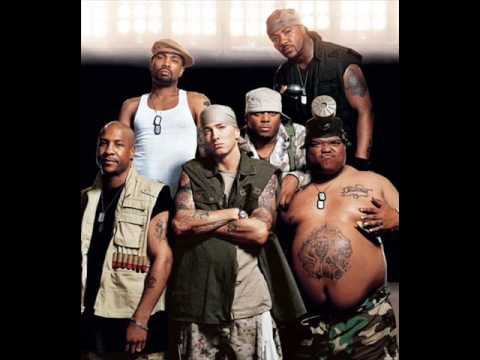 eminem and d12 crazy in love