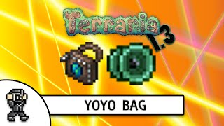Terraria 1.3 - YOYO BAG - TERRARIAN YOYO - TRIPLE YOYO DAMAGE