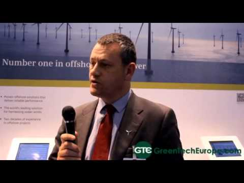 Siemens Interview: Wind power solutions for onshore, offshore and service projects
