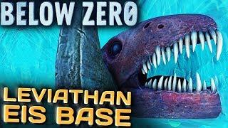 subnautica below zero frozen leviathan - TH-Clip