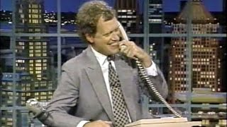 Dave's Calls to Mom Collection on LNwDL, 1990-93