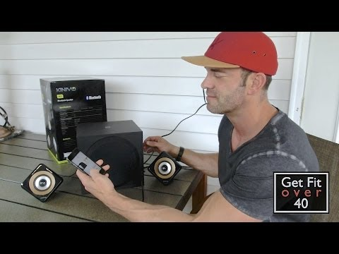 Kinivo M2 Bluetooth Stereo Speaker System Review