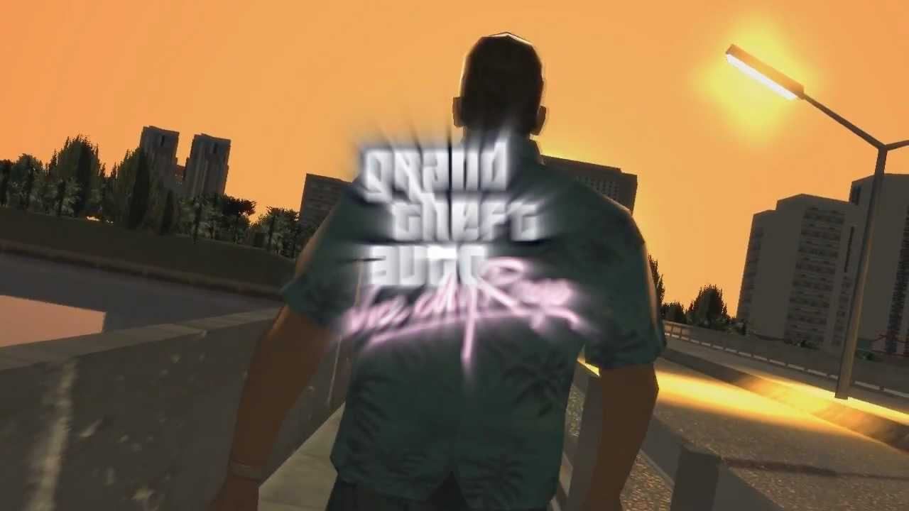 Vice City Meets 2011 In Vice City Rage