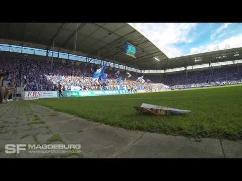 Choreo+Stimmung 1. FC Magdebur…