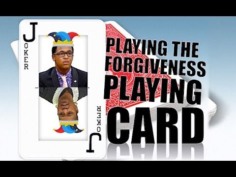 The Forgiveness Playing Card of Churchianity