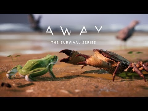 AWAY: The Survival Series | Gameplay Sneak Peek de Away: The Survival Series