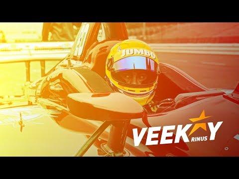 Rinus VeeKay completes impressive first IndyCar test in Portland