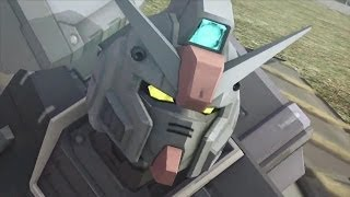 Mobile Suit Gundam Side Stories - Features Trailer (PS3)