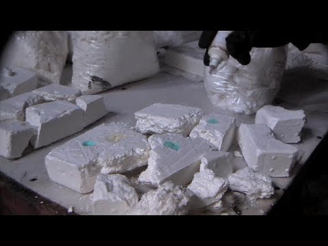 Inside Colombia and U.S. efforts to stem cocaine production