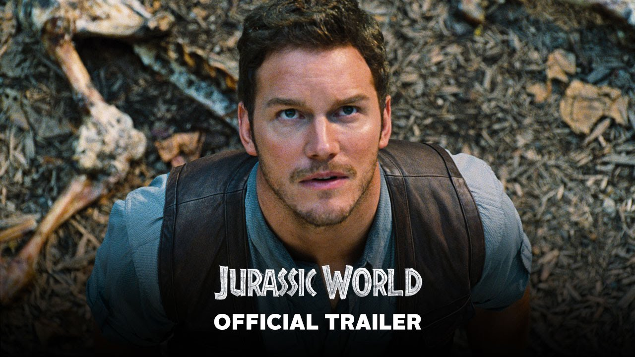 Movie Trailer:  Jurassic World (2015)