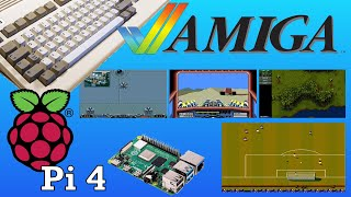 Download AMIGA Emulator Raspberry Pi 4 FS-UAE Raspbian