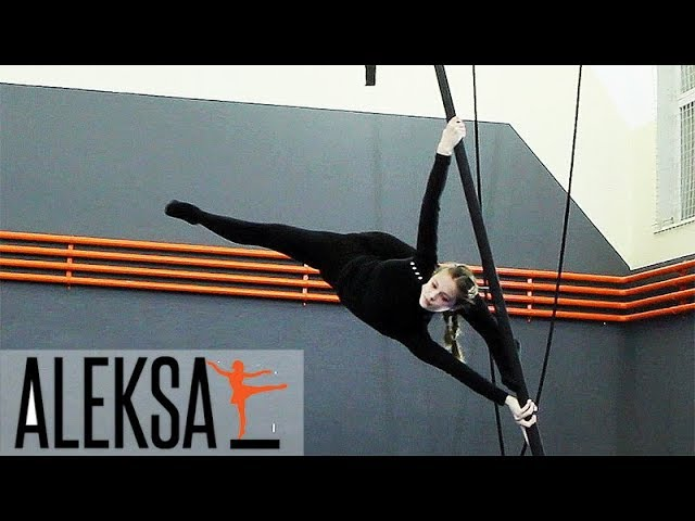 Китайский пилон, воздушная гимнастика, акробатика. Пол Денс (Пол Дэнс), Pole Dance, Арина Светличная