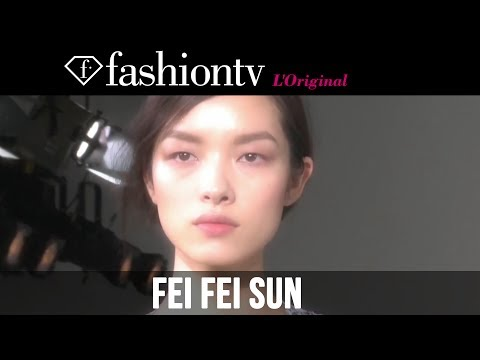 Fei Fei Sun: Top Model Spring/Summer 2014 Fashion Week | Efdemin