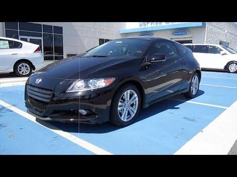 2011 Honda CR-Z EX Sport Hybrid Start Up, Engine, and In Depth Review