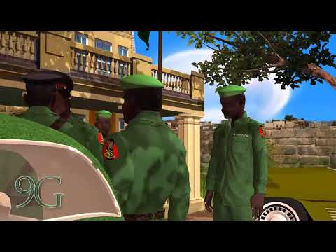Nigeria and Biafra Civil War Ironsi Arrived Ibadan Part 2