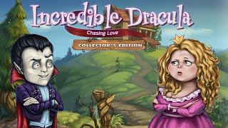 Incredible Dracula Chasing Love Collectors Edition