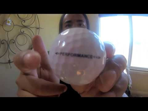 Costco Kirkland Signature 3-Piece Golf Ball Review KSIG Is it similar to a Chrome Soft/Pro V1?