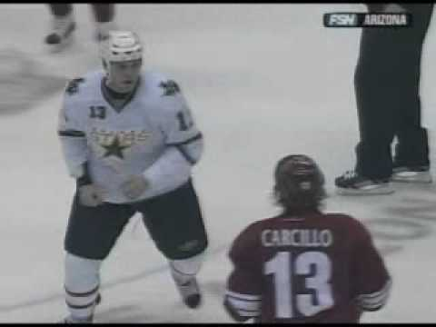 Krys Barch vs Dan Carcillo