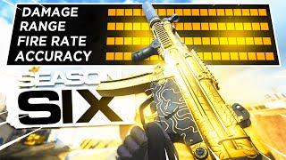 NEW MP5 *META* Class in Season 6 Modern Warfare! (Best MP5 Class Setup) CoD MW
