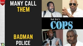 Seven Most FEARED, FEARLESS & FAMOUS Police In Jamaica EVER!  - Teach Dem