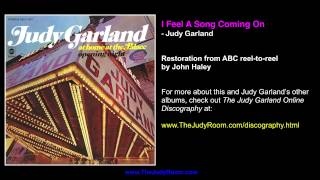 Judy Garland at the Palace 1967 remastered -  I Feel A Song Coming On