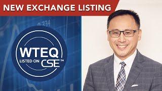 New Canadian Stocks: wellteq Digital Health Inc. w/ Scott Montgomery
