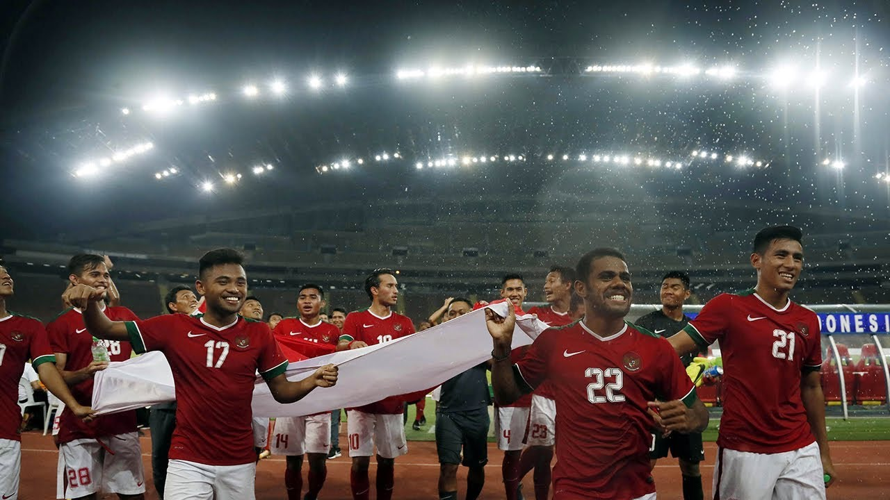 Insiden Berbahaya saat Laga Timnas Indonesia vs Filipina