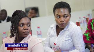 Annabella Arhin – I won't like to miss any training by NewsBridge Africa